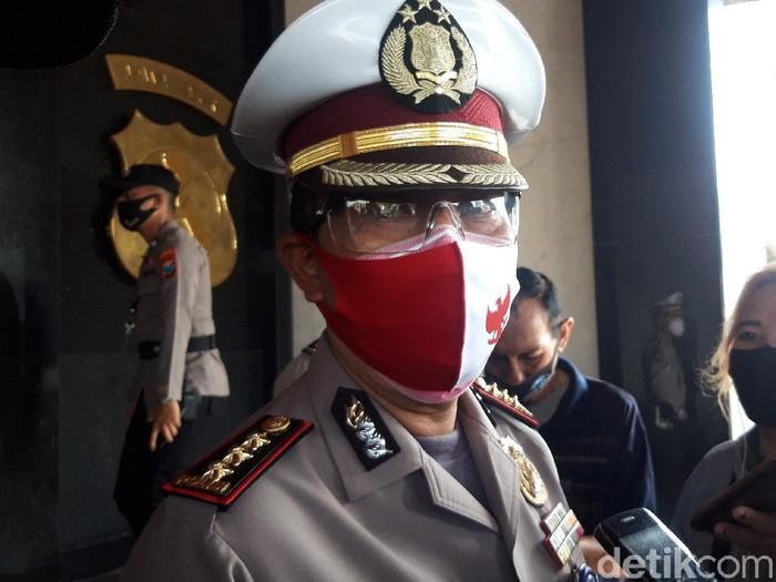 Dirlantas Polda Jawa Timur Kombes Budi Indra Dermawan