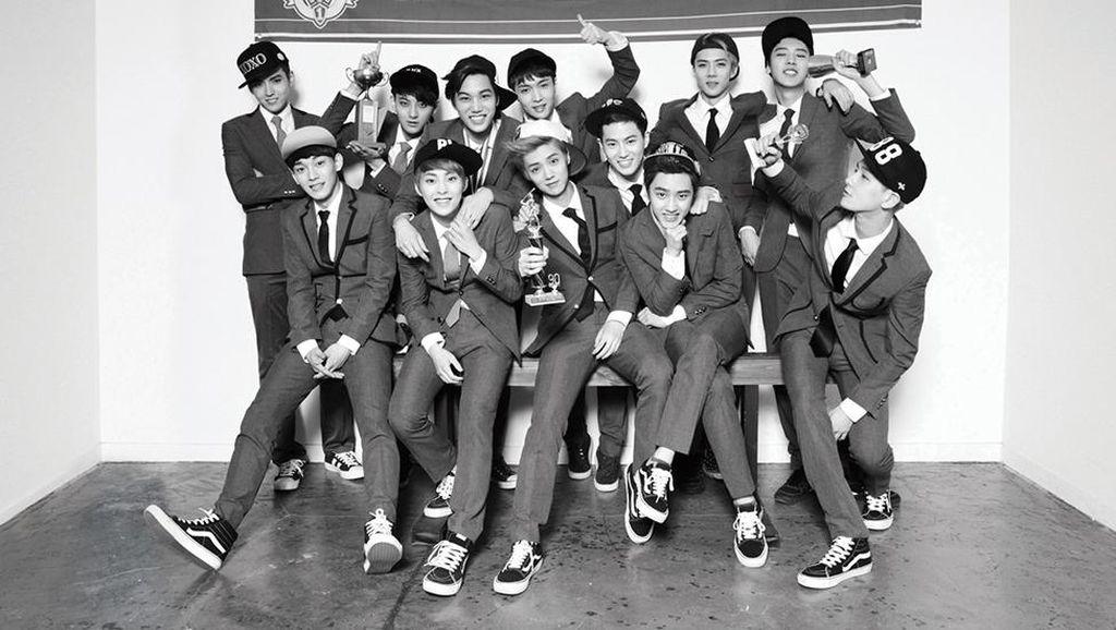 K-Talk Spesial Throwback: Suka Duka Penggemar EXO