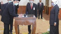 Khofifah Minta Bank Jatim Siapkan Strategi Hadapi New Normal