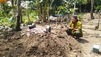 Jenazah Napiter Nusakambangan Subur Abu Mujahid Dimakamkan di Semarang