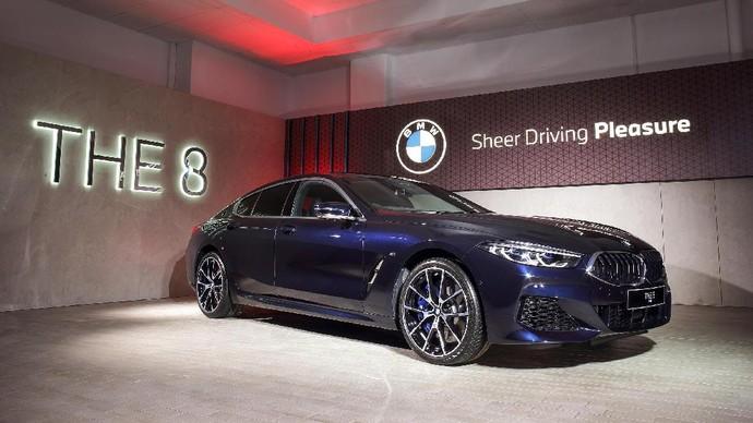 BMW Indonesia resmi meluncurkan BMW 840i Gran Coupé M Technic di Jakarta. Penasaran? Yuk, intip foto-fotonya!