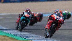 Jadwal MotoGP Andalusia Akhir Pekan Ini