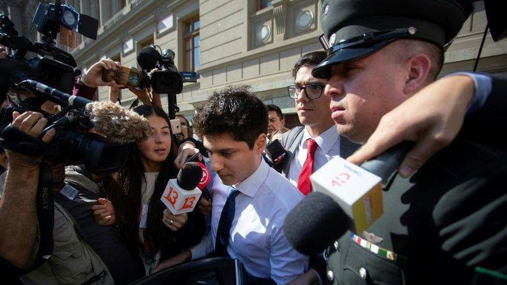 Chile Ekstradisi Anak Orang Kaya yang Bunuh Gadis Jepang ke Prancis