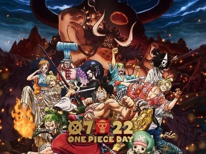 One Piece Day