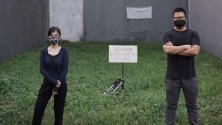 Cerita Keberanian Arsitek Banting Setir Jual Masker Olahraga