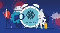 Deretan Program Kemnaker soal Mitigasi Pandemi COVID-19
