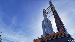 China Siap Luncurkan Misi ke Mars, Waktunya Berdekatan dengan AS