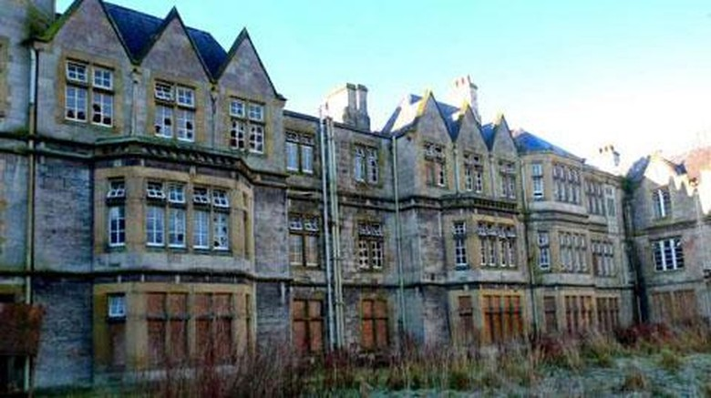 Rumah Sakit Jiwa North Wales Denbigh