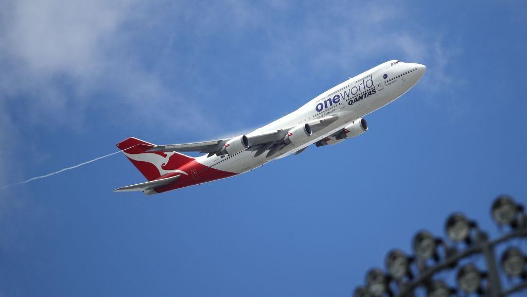 Lockdown di Sydney Berkepanjangan, Qantas Liburkan 2.500 Staf
