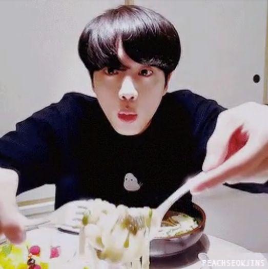 Selera makan personil BTS
