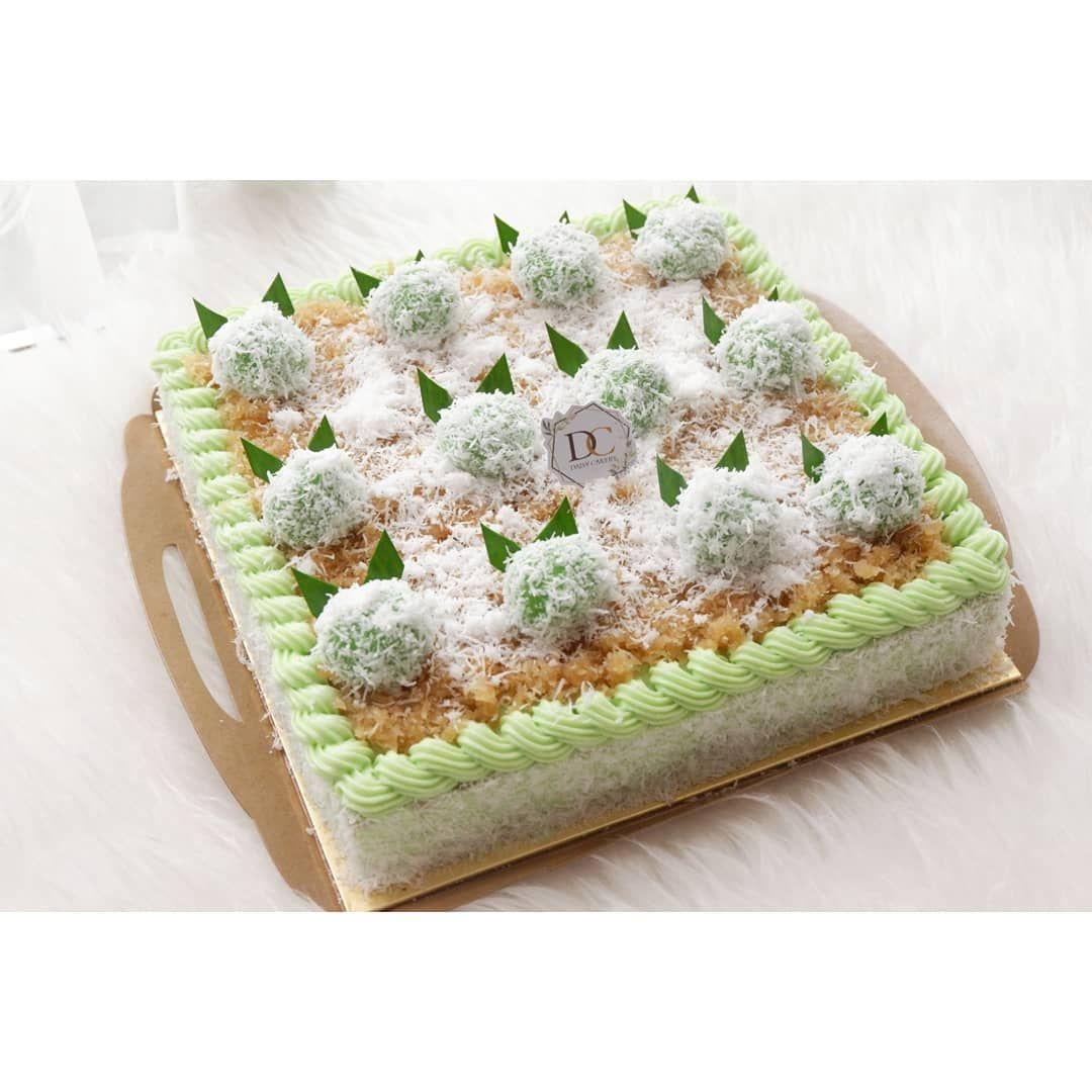 Tempat beli klepon cake
