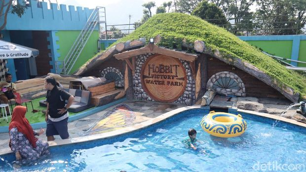 Victory Waterpark Ciwidey