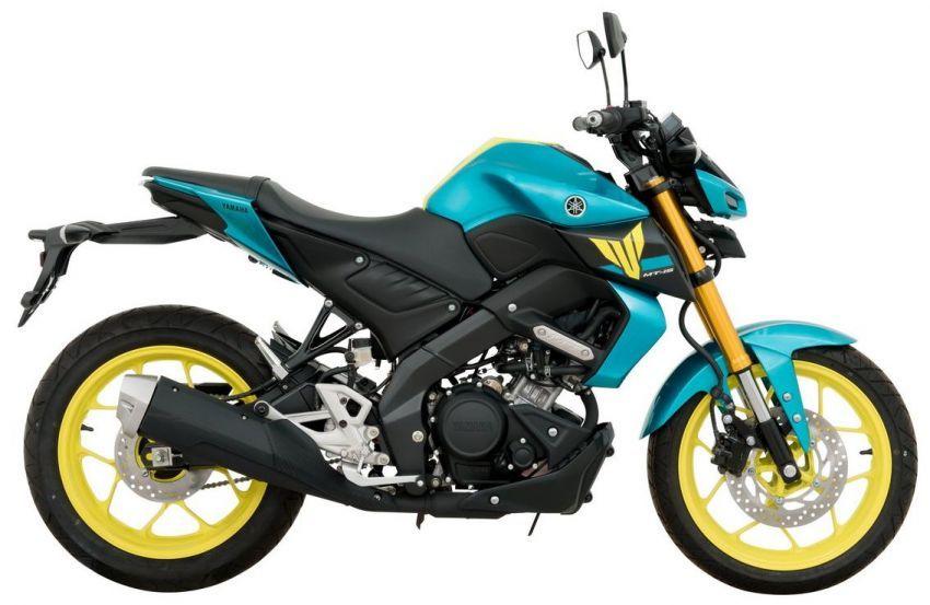 Warna Ngejreng Yamaha MT-15 Limited Edition