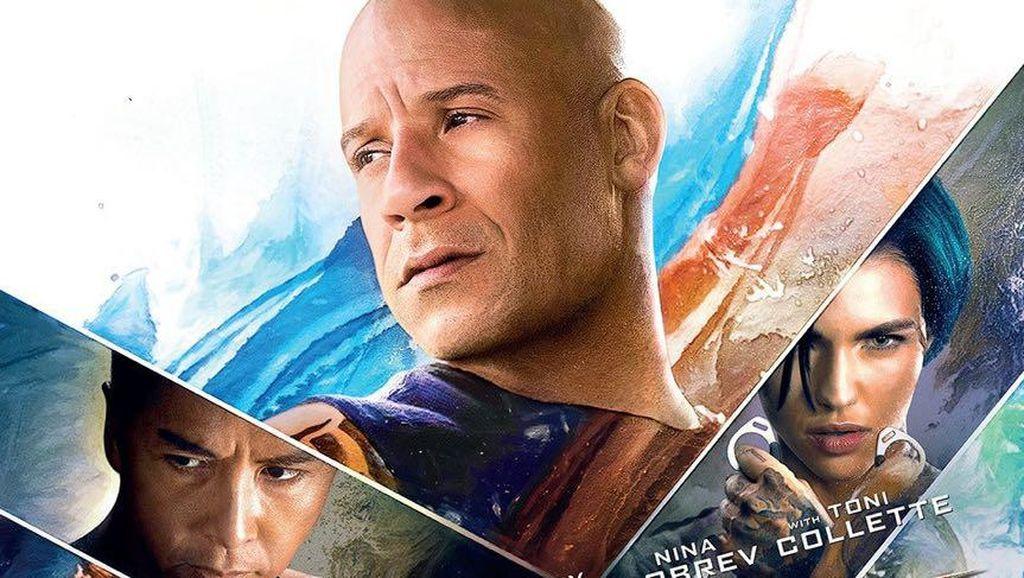 Sinopsis XXX: Return of Xander Cage, Vin Diesel Hidup Kembali