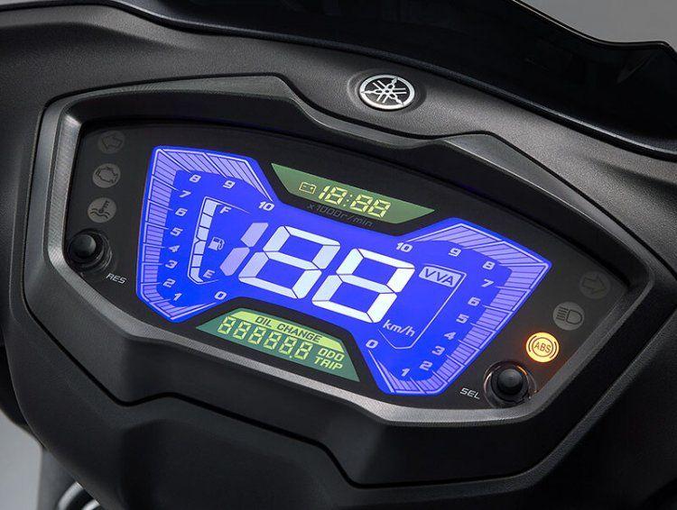 Yamaha Cygnus Gryphus 2021
