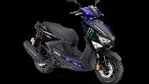 Potret Skutik Baru Yamaha yang Tampil Sporty