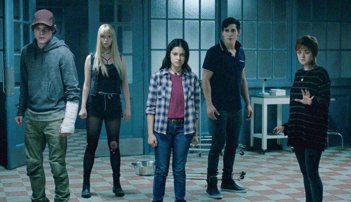 Adegan trailer The New Mutants
