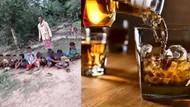 Anak-anak di India Diberi Minum Alkohol Untuk Cegah Corona