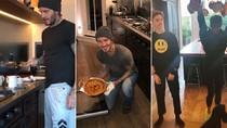 Intip Suasana Dapur David & Victoria Beckham di Rumah Mewahnya