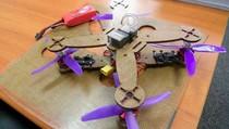Unik! Drone Ramah Lingkungan Terbuat dari Daun Nanas