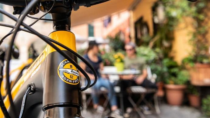 Ducati e-Scrambler