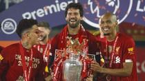 Fabinho Angkat Trofi Liga Inggris, Rumahnya Kemalingan