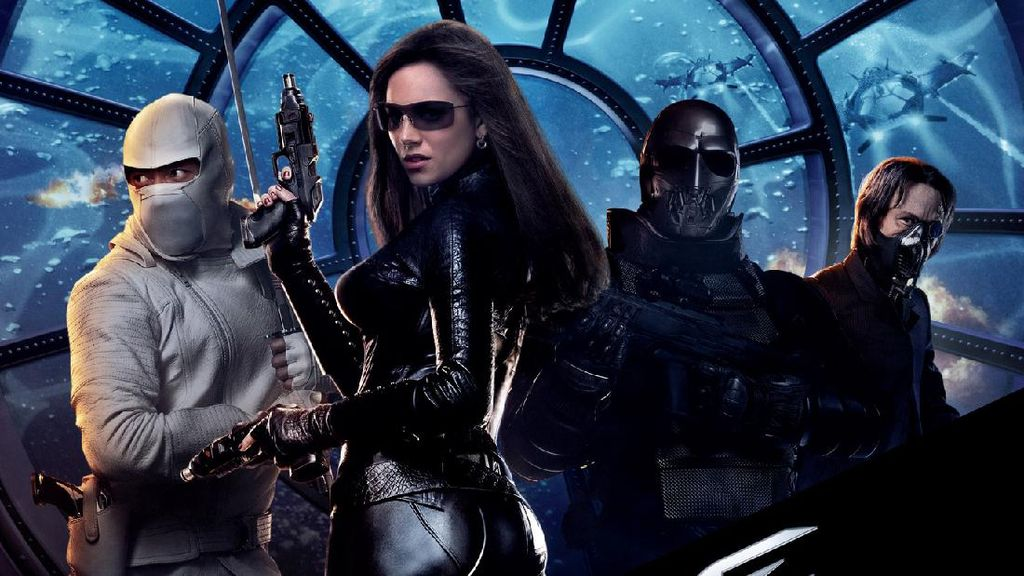 Sinopis G.I Joe: The Rise of Cobra, Dibintangi Channing Tatum