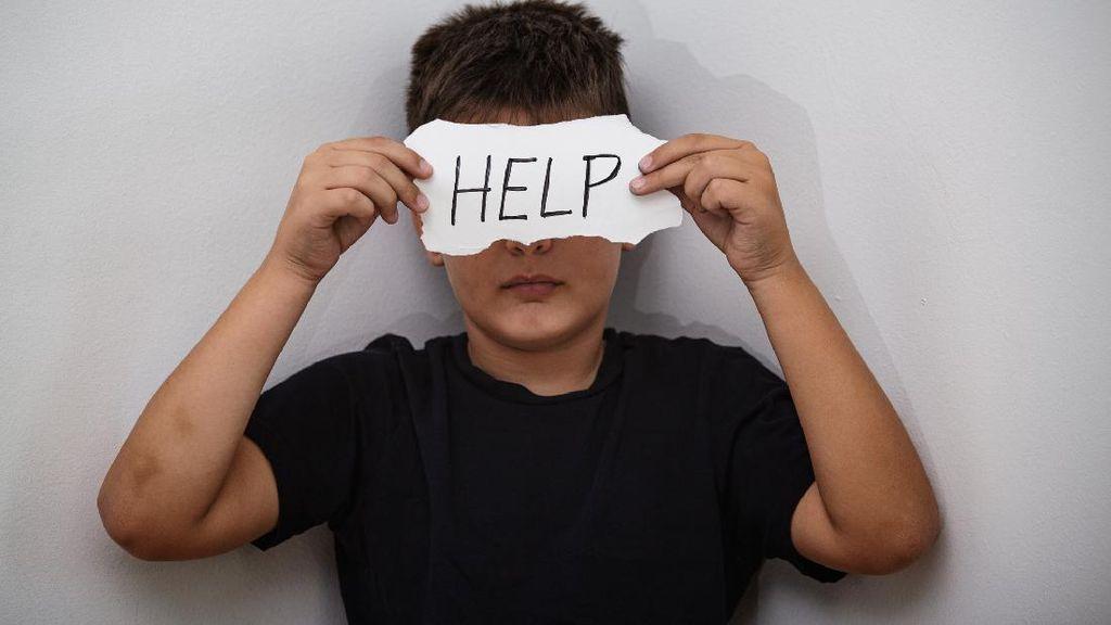 Gegara COVID-19 Bocah-bocah di Penjuru Dunia Stres, Ini Tandanya