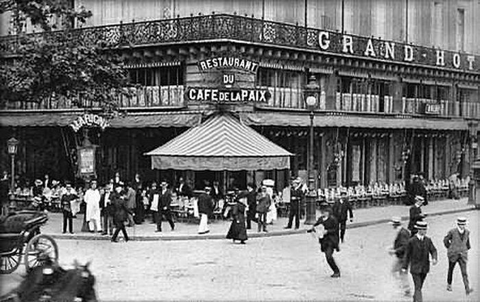 kafe di paris