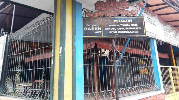 Kampung wisata Basen, Kotagede, Yogyakarta