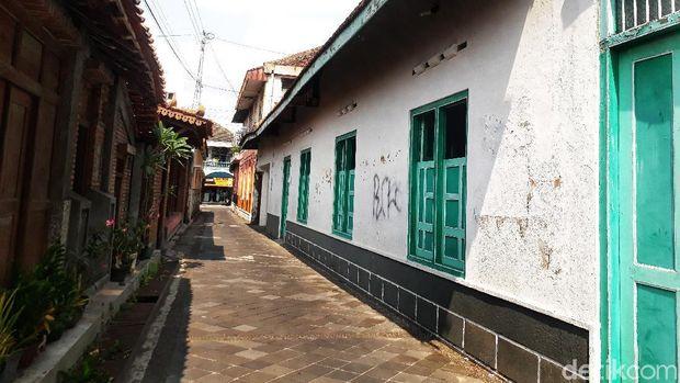 Kampung wisata Prenggan, Kotagede, Yogyakarta