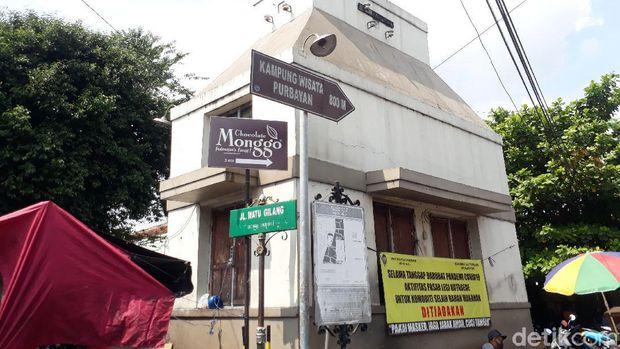 Kampung Wisata Purbayan, Kotagede, Yogyakarta