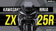 Dibuat Orgasme oleh Raungan Kawasaki ZX25R