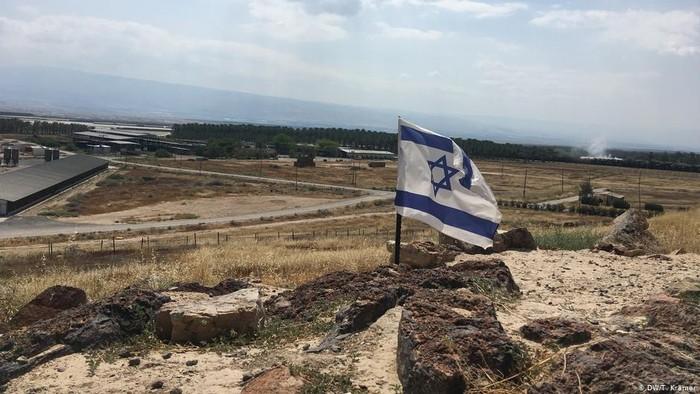 Kenapa Israel Urung Duduki Tepi Barat?