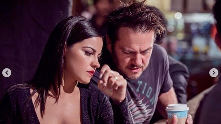 Maite Perroni Beorlegui, bintang Dark Desire di Netflix.