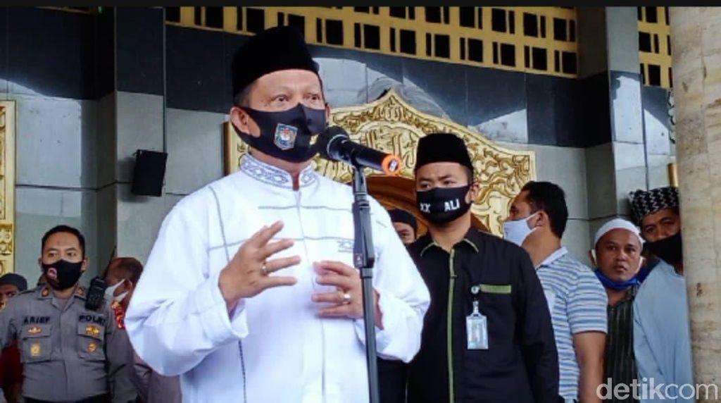 Tito: Meski Vaksin Efektif Akhir Tahun, Belum Tentu 2021 Pandemi Tuntas
