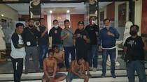 Melawan Saat Hendak Ditangkap, 3 Pencuri Mesin Traktor di Bali Didor Polisi