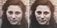 MyHeritage foto blur