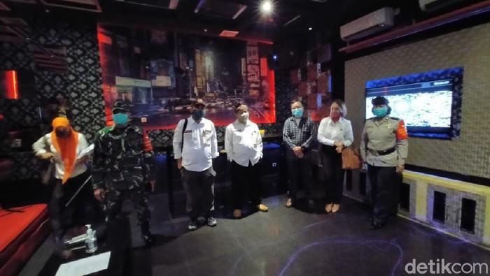 pengecekan usaha karaoke di Kota Malang