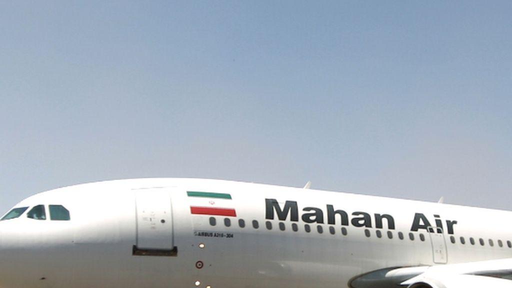 AS Bantah Jet Tempurnya Nyaris Dekati Pesawat Penumpang Iran