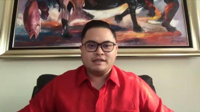 Putra Seskab Pramono Anung, Hanindhito Himawan Pramono, maju dalam pemilihan Bupati Kediri