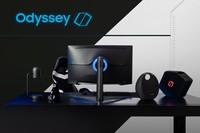 Samsung Odyssey G7 dan G9