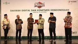 Kolaborasi Telkomsel-PBNU: Penyiaran Agama Secara Digital