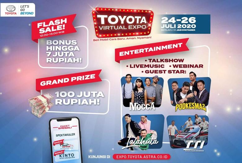 Toyota Virtual Expo