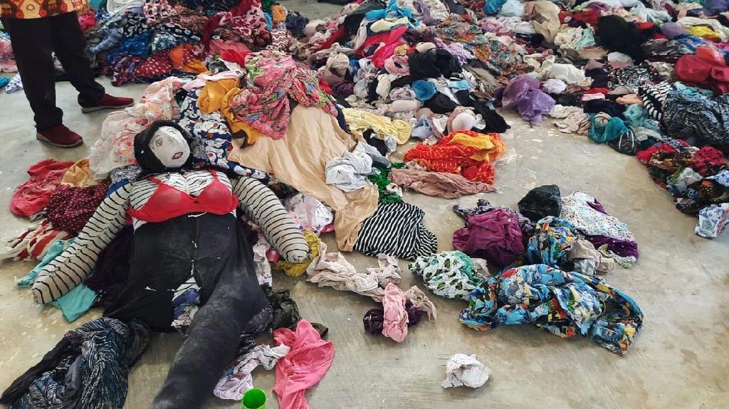 Lari ke Hutan, Jomblo Pencuri Ribuan CD-BH di Kalteng Masih Jadi Buron