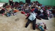Tumpukan Ribuan CD-BH yang Dicuri Pria Jomblo di Kalteng