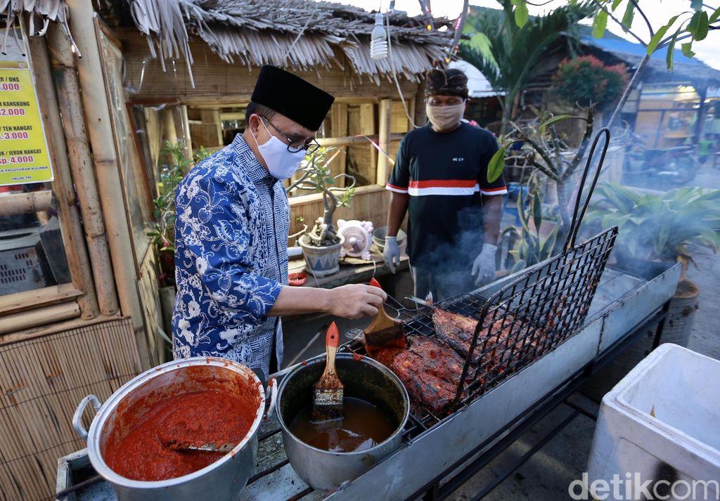 Destinasi wisata kuliner Banyuwangi