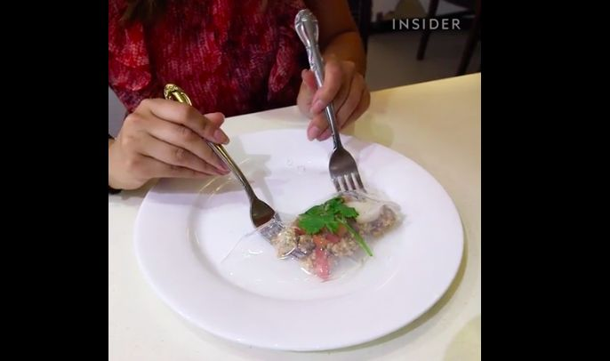 Dumpling unik buatan Dumpling Galaxy
