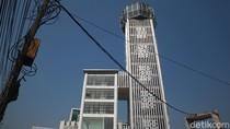 Menanti Proyek Menara Pandang Tangsel Selesai Dibangun