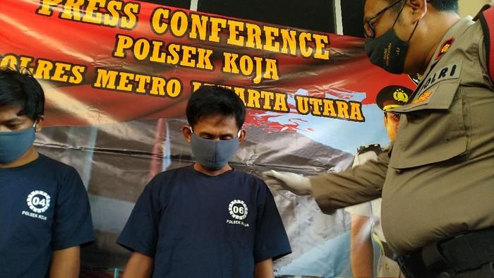 Polsek Koja merilisi penjual sabu yang libatkan petugas PPSU Cilincing